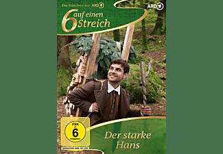 SECHS AUF EINEN STREICH-DER STARKE HANS DVD