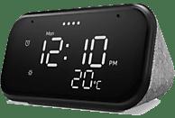 Reloj despertador inteligente - Lenovo Smart Clock Essential, 512 MB RAM, Bluetooth y WiFi, Flash 512 MB, Gris