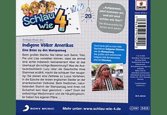 Schlau Wie Vier - 020/Indigene Völker Amerikas.Eine Reise zu den Wa  - (CD)