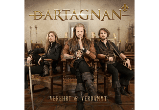 Dartagnan - Verehrt und verdammt  - (CD)