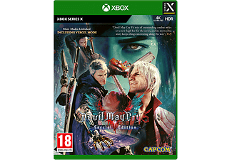 Devil May Cry 5 Special Edition - [Xbox Series X|S]