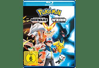 Der Film: Schwarz – Victini und Reshiram / Pokémon – Der Film: Weiß – Victini und Zekrom Blu-ray