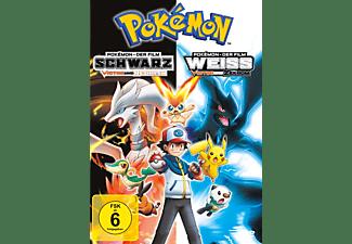 Der Film: Schwarz – Victini und Reshiram / Pokémon – Der Film: Weiß – Victini und Zekrom DVD