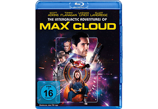 The Intergalactic Adventure Of Max Cloud Blu-ray