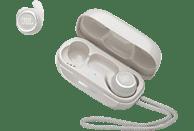 JBL Refelect Mini NC, In-ear Kopfhörer Bluetooth Weiß