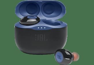 JBL Tune 125 TWS, In-ear Kopfhörer Bluetooth Blau