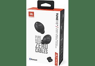 JBL Tune 115 TWS , In-ear Kopfhörer Bluetooth Schwarz