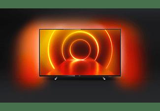 PHILIPS 43PUS7805/12 LED TV (Flat, 43 Zoll / 108 cm, UHD 4K, SMART TV, Ambilight, Saphi)