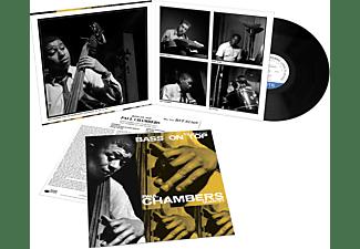 Paul Chambers - Bass On Top  - (Vinyl)