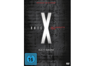 Akte X - Komplettbox Staffel 1-11 DVD