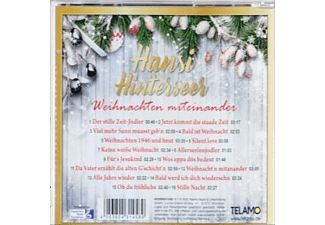 Hansi Hinterseer - Weihnachten miteinander  - (CD)