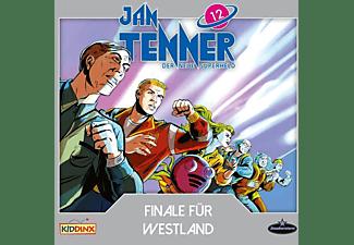 Jan Tenner - Finale für Westland (12)  - (CD)