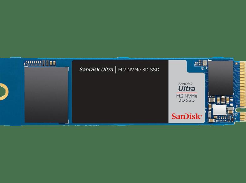 SANDISK Ultra 3D NVMe SSD (1 TB)
