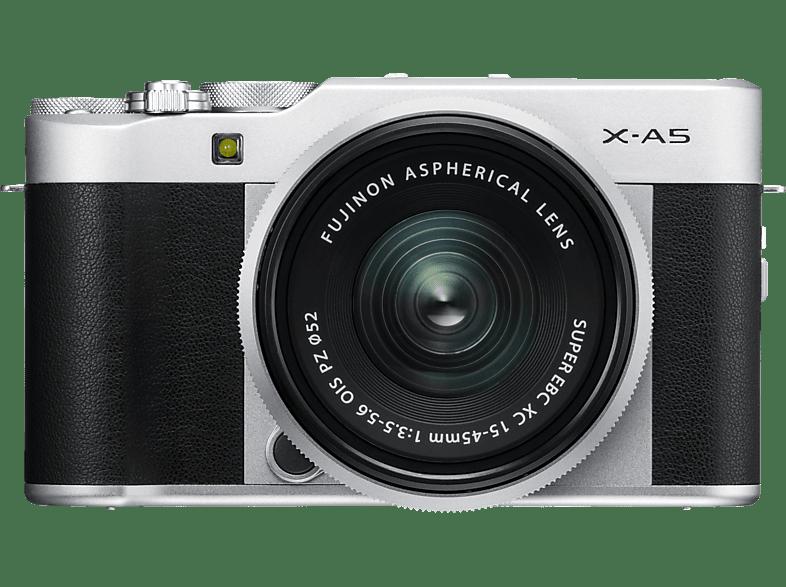 FUJIFILM X-A5 Body + FUJINON XC15-45mmF3.5-5.6 OIS PZ