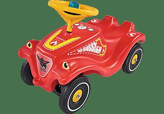 BIG Bobby-Car-Classic Feuerwehr Rutscherfahrzeug Rot