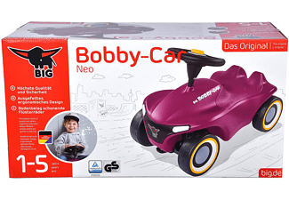 BIG Bobby-Car Neo Aubergine Rutscherfahrzeug Aubergine
