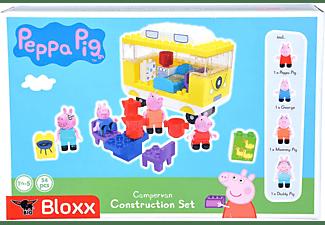BIG Bloxx Peppa Pig Camper Bausteine, Mehrfarbig