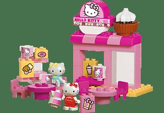 BIG Bloxx Hello Kitty Cafe Bausteine, Rosa