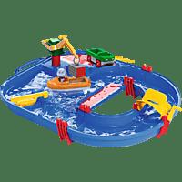 BIG AquaPlay StartSet Wasserbahn Blau