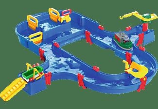 BIG AquaPlay SuperSet Wasserbahn Blau