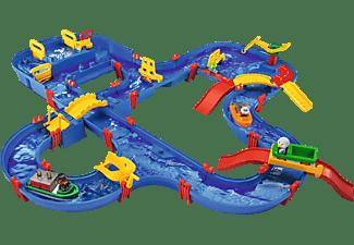 BIG AquaPlay AmphieWorld Wasserbahn Blau