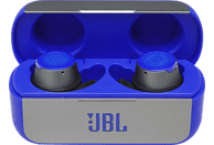 JBL Reflect Flow, In-ear Kopfhörer Bluetooth Blau