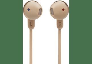 JBL TUNE 215BT, In-ear Kopfhörer Bluetooth Champagne-Gold