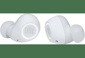 JBL Free II, In-ear Kopfhörer Bluetooth Weiß