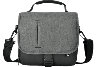 ISY IPB-5000 Kameratasche, Grau