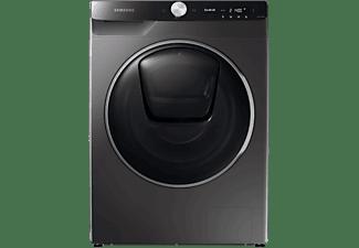 REACONDICIONADO Lavadora carga frontal - Samsung WW90T986DSX/S3, 9 kg, 1600 rpm, 23 programas,  Negro