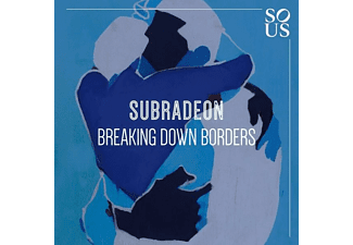 Subradeon - Breaking Down Borders  - (Vinyl)