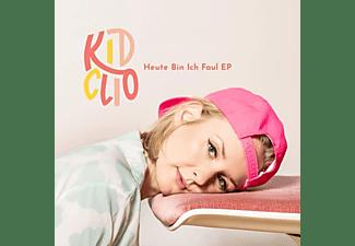 Kid Clio - Heute Bin Ich Faul EP  - (Maxi Single CD)