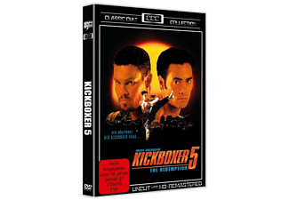 Kickboxer 5 DVD