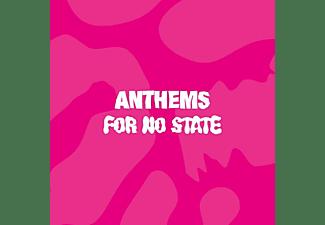 VARIOUS - Anthems For No State (2LP,Pink Vinyl)  - (Vinyl)