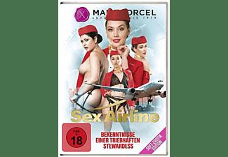 Sex Airline-Bekenntnisse einer triebhaften Stewa DVD