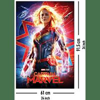 Captain Marvel Higher, Further, Faster