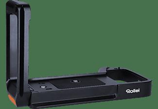 ROLLEI L-Winkel, Handgriff, Schwarz, passend für Sony A7R IV