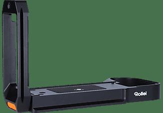 ROLLEI L-Winkel, Handgriff, Schwarz, passend für Panasonic Lumix S1 / S1R