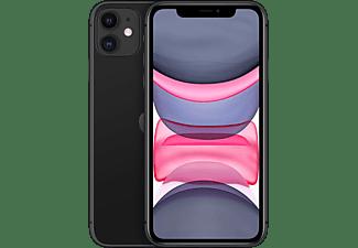 APPLE IPHONE 11 64 GB Schwarz Dual SIM
