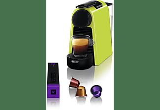 DE LONGHI Nespresso Kaffeemaschine Essenza Mini Lime Green EN 85 L