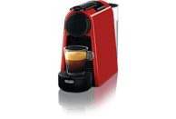 DE LONGHI Nespresso Kaffeemaschine Essenza Mini Ruby Red EN 85 R