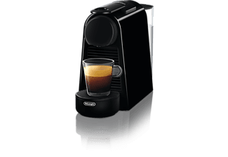 DE LONGHI Nespresso Kaffeemaschine Essenza Mini Piano Black EN85.B