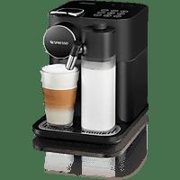 DE LONGHI Nespresso Kaffeemaschine Gran Lattissima Schwarz EN650.B