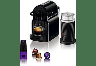 DE LONGHI Nespresso Kaffeemaschine Inissia & Milk EN 80 BAE Black
