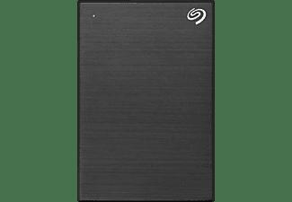 SEAGATE One Touch tragbare Festplatte, 1 TB HDD, 2,5 Zoll, extern, Schwarz