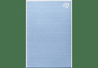 SEAGATE One Touch tragbare Festplatte, 1 TB HDD, 2,5 Zoll, extern, Blau