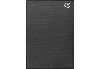 SEAGATE One Touch tragbare Festplatte, 2 TB HDD, 2,5 Zoll, extern, Schwarz