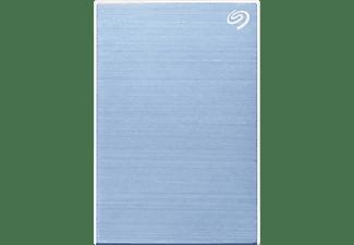 SEAGATE One Touch tragbare Festplatte, 4 TB HDD, 2,5 Zoll, extern, Blau