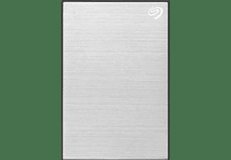 SEAGATE One Touch tragbare Festplatte Festplatte, 5 TB HDD, 2,5 Zoll, extern, Silber