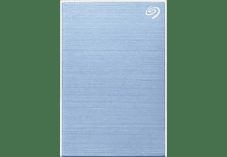 SEAGATE One Touch tragbare Festplatte, 5 TB HDD, 2,5 Zoll, extern, Blau